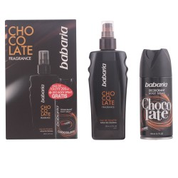 BABARIA MEN CHOCOLATE FRAGANCE COFFRET 2 pz