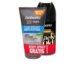 BABARIA MEN VITAL SKIN ANTIFATIGA COFFRET 2 pz
