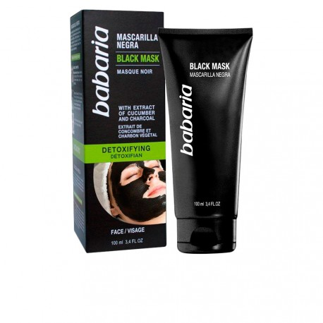 masque NEGRA DETOXIFYING facial 100 ml
