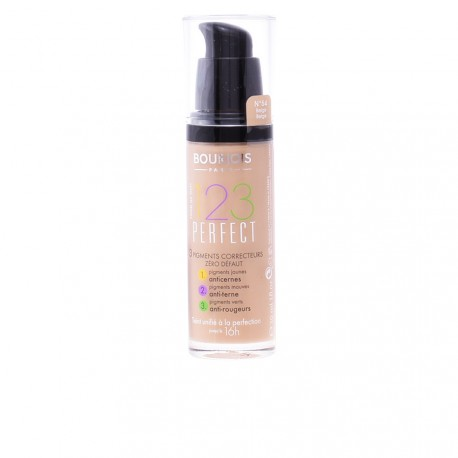 123 PERFECT liquid foundation 54-beige 30 ml